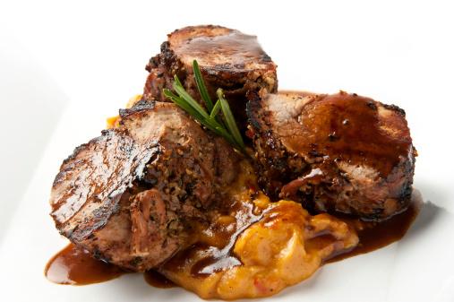 Meat Dish「Braised Pork Tenderloins」:スマホ壁紙(11)