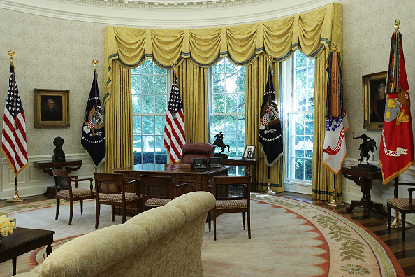 Renovation「White House Offers Glimpse Of Recently Finished Renovations」:写真・画像(0)[壁紙.com]