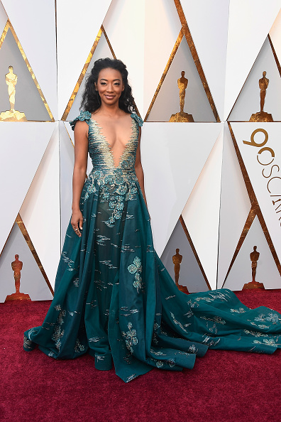 アカデミー賞「90th Annual Academy Awards - Arrivals」:写真・画像(1)[壁紙.com]
