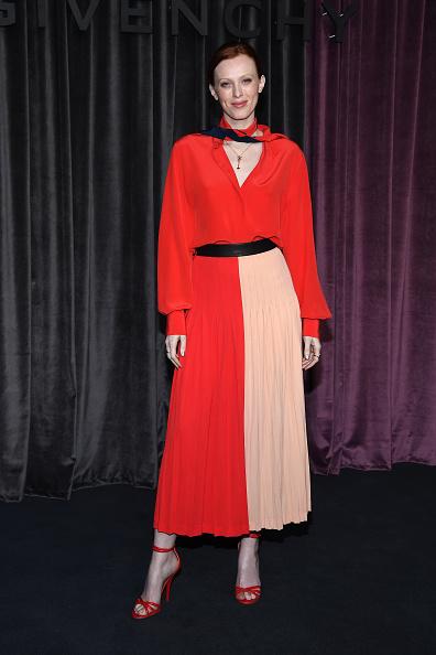 Givenchy「Givenchy : Front Row - Paris Fashion Week Womenswear Fall/Winter 2018/2019」:写真・画像(13)[壁紙.com]