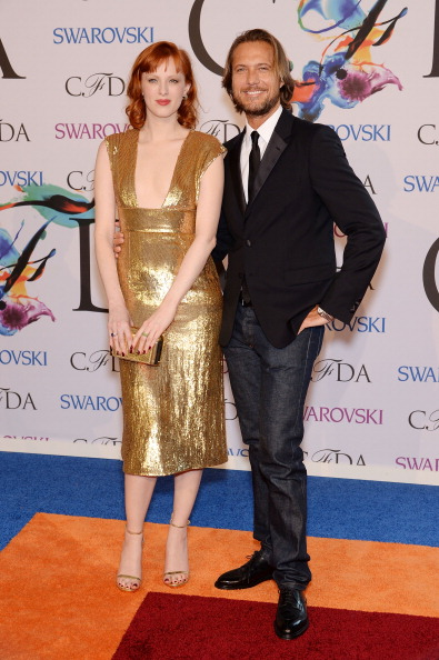 CFDA Fashion Awards「2014 CFDA Fashion Awards - Arrivals」:写真・画像(4)[壁紙.com]