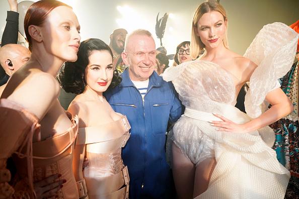 Paris Haute Couture Fashion Week「Jean-Paul Gaultier : Backstage Views - Paris Fashion Week - Haute Couture Spring/Summer 2020」:写真・画像(3)[壁紙.com]