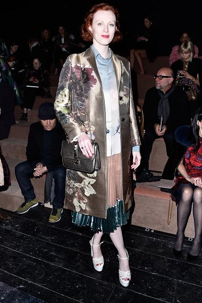 Shoulder Bag「Valentino  : Front Row  - Paris Fashion Week Womenswear Fall/Winter 2016/2017」:写真・画像(18)[壁紙.com]