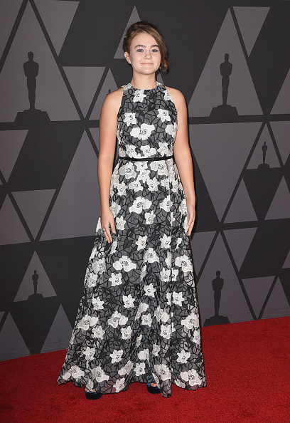 Belt「Academy Of Motion Picture Arts And Sciences' 9th Annual Governors Awards - Arrivals」:写真・画像(11)[壁紙.com]