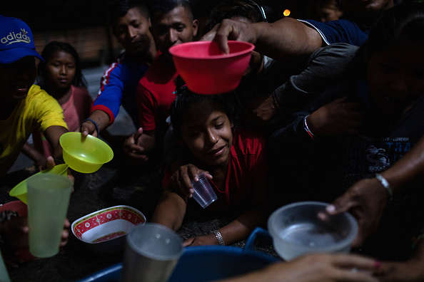 United Nations「Escaping Hunger And Chaos, Venezuelans Take Refuge In Brazilian Border Towns」:写真・画像(7)[壁紙.com]
