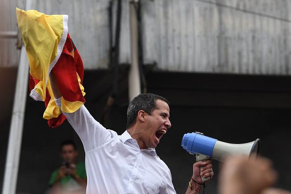 Crisis「Juan Guaidó Rally in Maracay」:写真・画像(14)[壁紙.com]