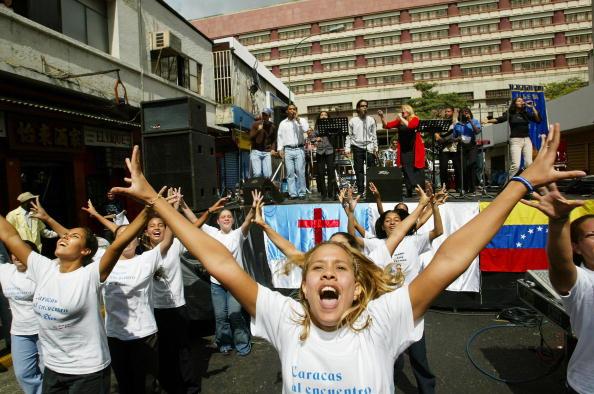 Human Arm「General Strike Continues In Venezuela」:写真・画像(17)[壁紙.com]