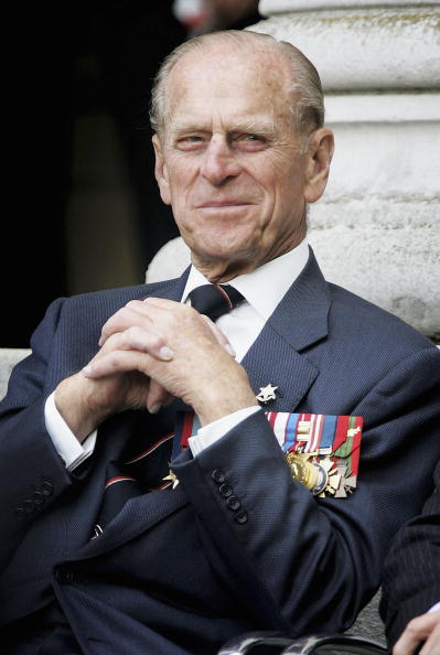 Prince Philip「Veterans Reunite For 60th Anniversary of VJ Daychru」:写真・画像(16)[壁紙.com]