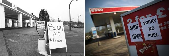 Comparison「Fuel Strikes In Britain」:写真・画像(13)[壁紙.com]