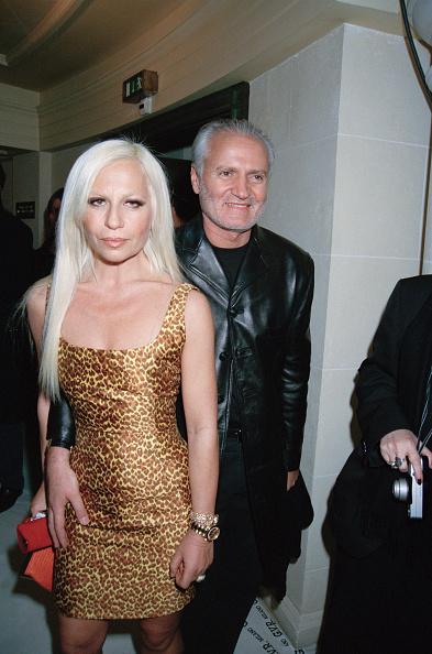 Leopard Print「Gianni And Donatella Versace」:写真・画像(3)[壁紙.com]