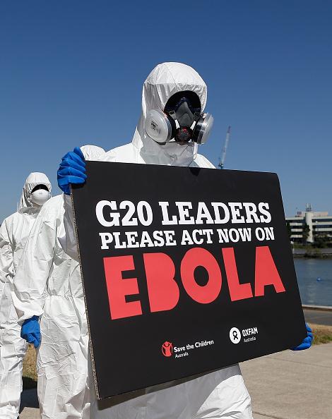 Daniel Munoz「G20 Protesters Gather In Brisbane」:写真・画像(9)[壁紙.com]