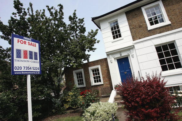 Sale「House Prices Are Stagnant In London」:写真・画像(19)[壁紙.com]