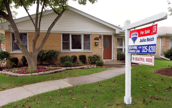 Illinois「Housing Prices Continue To Fall」:写真・画像(15)[壁紙.com]