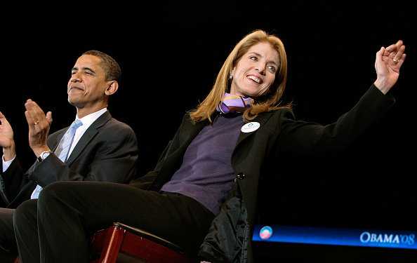 Super Tuesday「Barack Obama Campaigns Ahead Of Super Tuesday」:写真・画像(7)[壁紙.com]