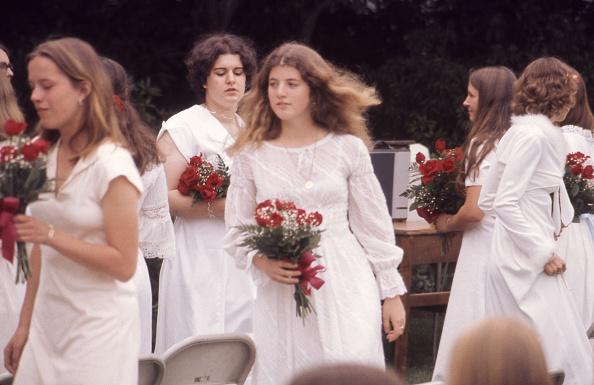 Bouquet「Caroline Kennedy's Graduation」:写真・画像(0)[壁紙.com]