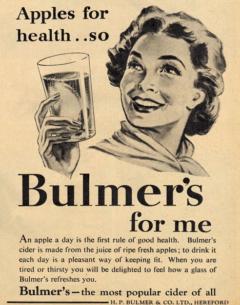Drinking Glass「Bulmer's For Me」:写真・画像(7)[壁紙.com]