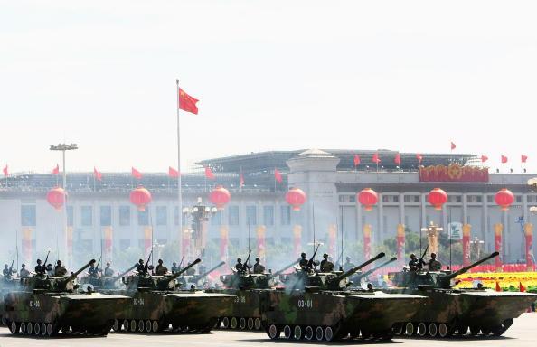 Parade「China's 60th National Day Celebration」:写真・画像(17)[壁紙.com]