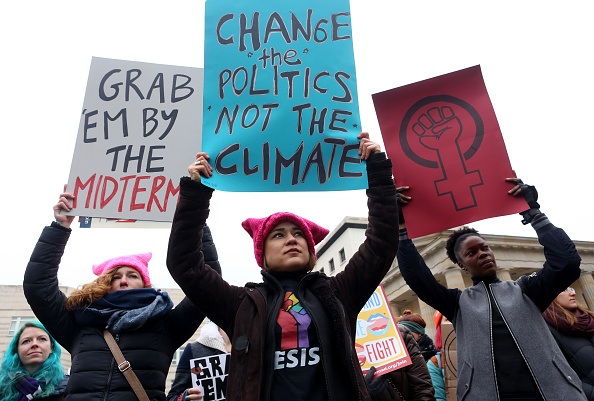 Social Movement「2018 Women's March In Berlin」:写真・画像(3)[壁紙.com]