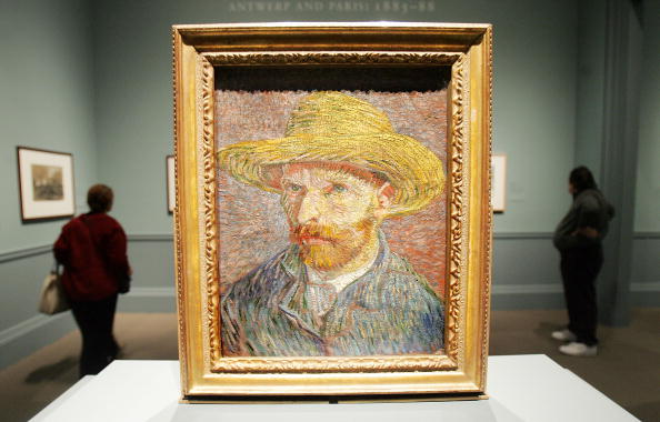 Museum「Van Gogh's Drawings Go On Display At The Metropolitan Museum Of Art」:写真・画像(6)[壁紙.com]