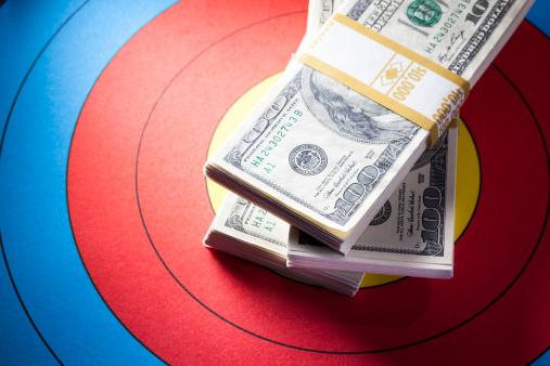 Pointing「Money on Target」:スマホ壁紙(14)