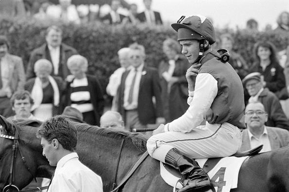 Sports Race「Champion Jockey Frankie Dettori」:写真・画像(1)[壁紙.com]