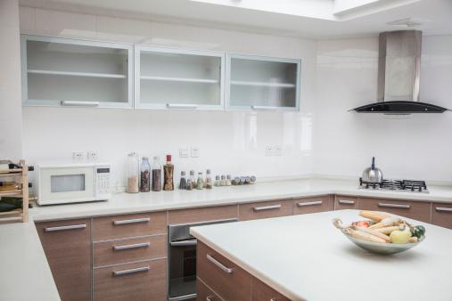 中国「Large, open, modern kitchen.」:スマホ壁紙(14)