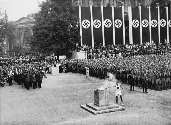 Olympic Torch「Olympic Summer Games in Berlin in 1936」:写真・画像(18)[壁紙.com]