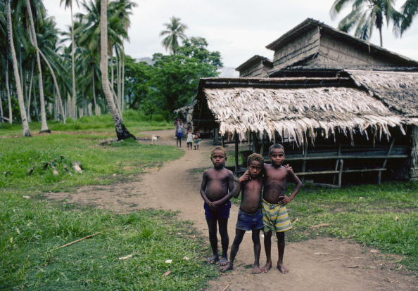 Non-Urban Scene「Village Boys, Solomon Isles, South Pacific」:写真・画像(12)[壁紙.com]