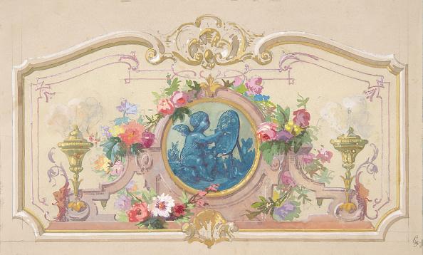 Ornate「Design Fo The Allegory Of The Arts」:写真・画像(13)[壁紙.com]