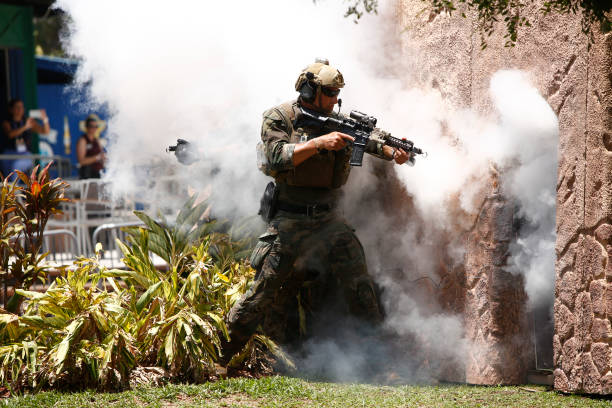Latest Military Technology And Gear On Display At The Special Operations Forces Industry Trade Conference:ニュース(壁紙.com)