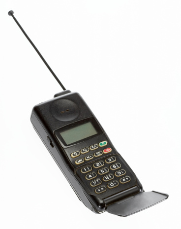 1990-1999「My first mobile phone」:スマホ壁紙(2)