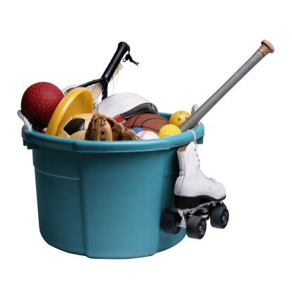 Roller skate「Basket of Sporting Goods」:スマホ壁紙(4)