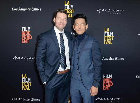 無精ヒゲ「LA Film Festival World Premiere Gala Screening Of THE OATH」:写真・画像(12)[壁紙.com]