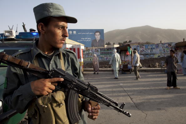 Kabul「Three Killed, Scores Wounded As Suicide Attack Targets NATO HQ」:写真・画像(15)[壁紙.com]