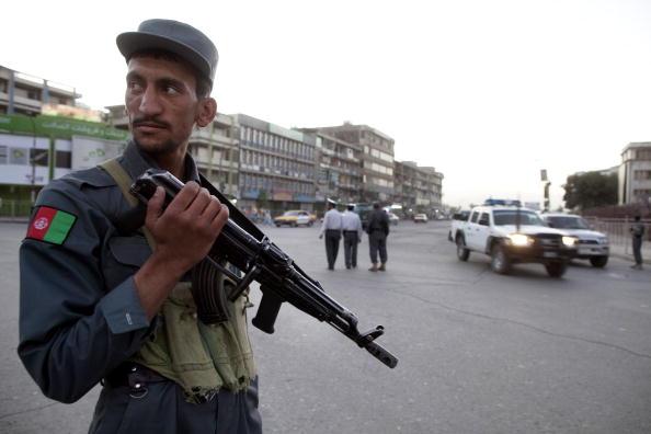 Kabul「Afghanistan Prepares For Elections」:写真・画像(13)[壁紙.com]
