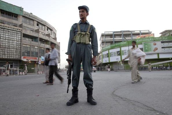 Kabul「Afghanistan Prepares For Elections」:写真・画像(14)[壁紙.com]