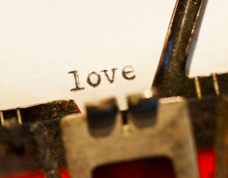Manuscript「Old fashioned typewriter」:スマホ壁紙(15)