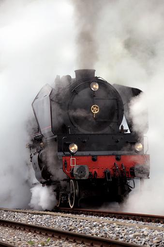 SL「オールドファッション蒸気機関車」:スマホ壁紙(0)