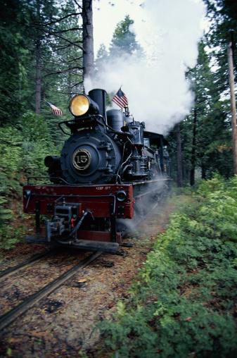 SL「Old fashioned train」:スマホ壁紙(15)