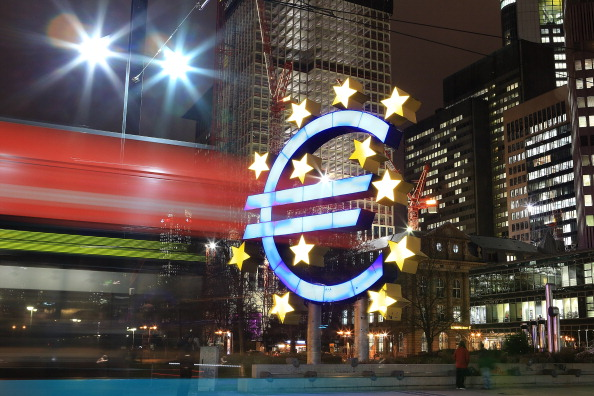 European Central Bank「European Central Bank To Hold Meeting Thursday」:写真・画像(2)[壁紙.com]