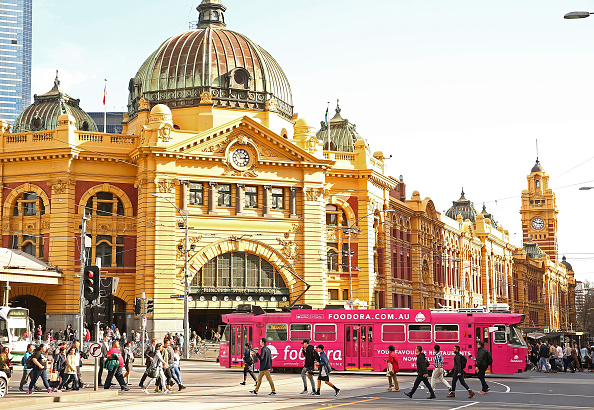 Melbourne - Australia「General Scenes of Melbourne As City Named World's Most Liveable City」:写真・画像(13)[壁紙.com]
