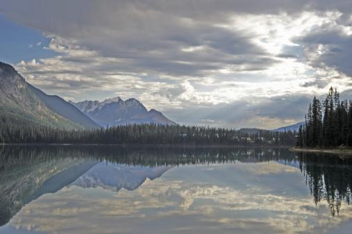 Yoho National Park「Canada, British Columbia, Yoho National Park, Emerald Lake」:スマホ壁紙(11)