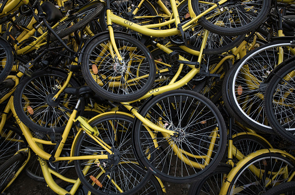 Big Data「Beijing's Bike Share Boom Creates Refuge for Battered Bicycles」:写真・画像(19)[壁紙.com]