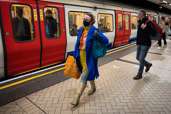 Mode of Transport「The UK's Capital Adjusts To Life Under The Coronavirus Pandemic」:写真・画像(0)[壁紙.com]