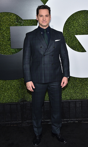 Leather Shoe「GQ 20th Anniversary Men Of The Year Party - Arrivals」:写真・画像(9)[壁紙.com]