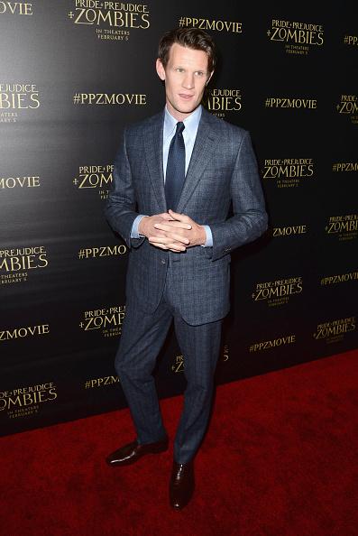 俳優「Premiere Of Screen Gems' 'Pride And Prejudice And Zombies' - Red Carpet」:写真・画像(16)[壁紙.com]