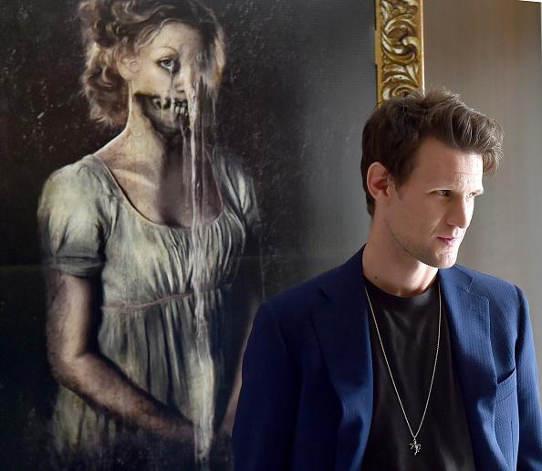 俳優「Screen Gems' 'Pride And Prejudice And Zombies' - Photo Call」:写真・画像(9)[壁紙.com]