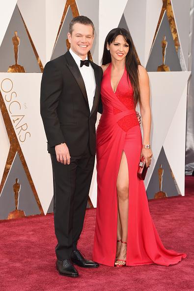 マット・デイモン「88th Annual Academy Awards - Arrivals」:写真・画像(11)[壁紙.com]