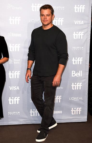 マット・デイモン「2017 Toronto International Film Festival - 'Downsizing' Press Conference」:写真・画像(17)[壁紙.com]