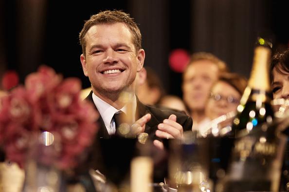 マット・デイモン「The 21st Annual Critics' Choice Awards - Backstage And Audience」:写真・画像(12)[壁紙.com]